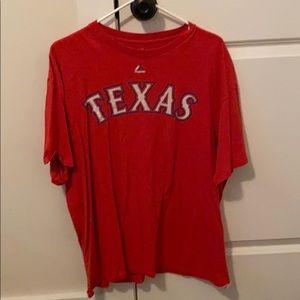 Texas Rangers Yu Darvish Tee